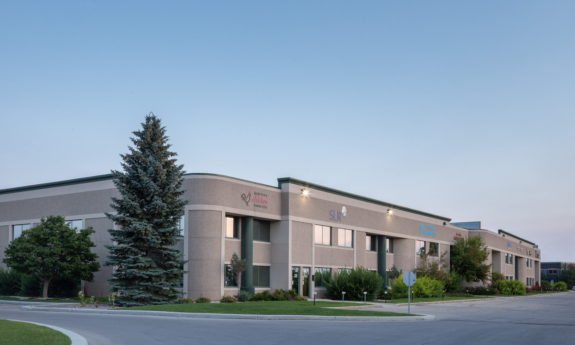 Building One | Tuxedo Business Park | Commercial Real Estate For Lease | Terracon Development