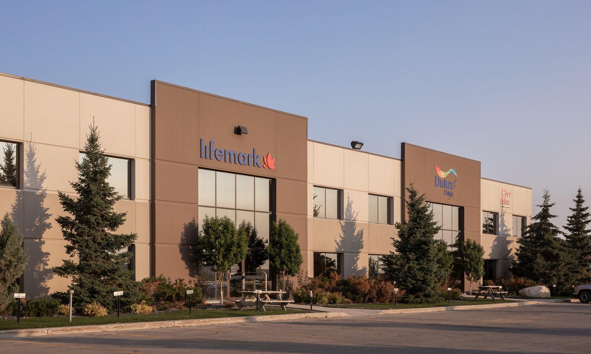 Building Eight | Tuxedo Business Park | Commercial Real Estate For Lease | Terracon Development