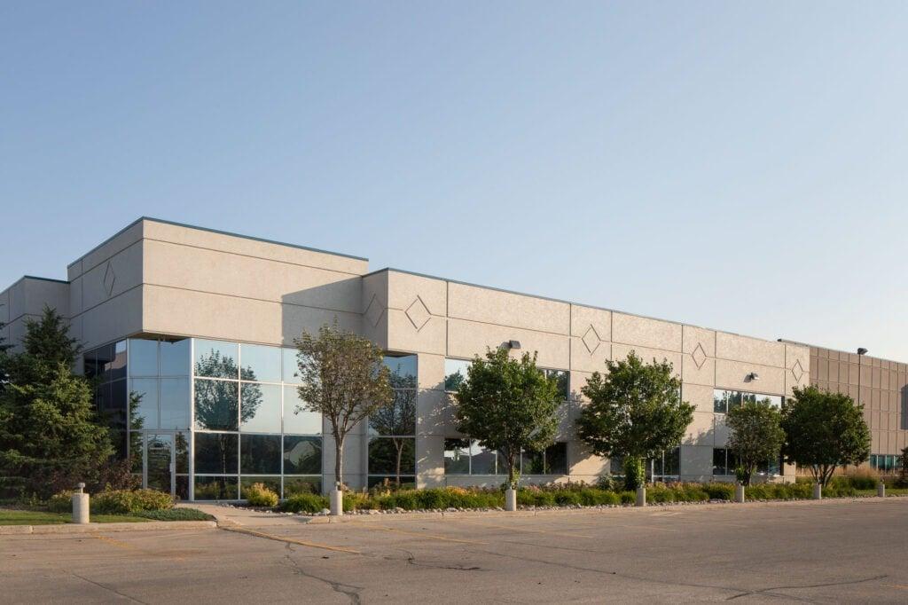 Building Nine | Tuxedo Business Park | Commercial Real Estate For Lease | Terracon Development