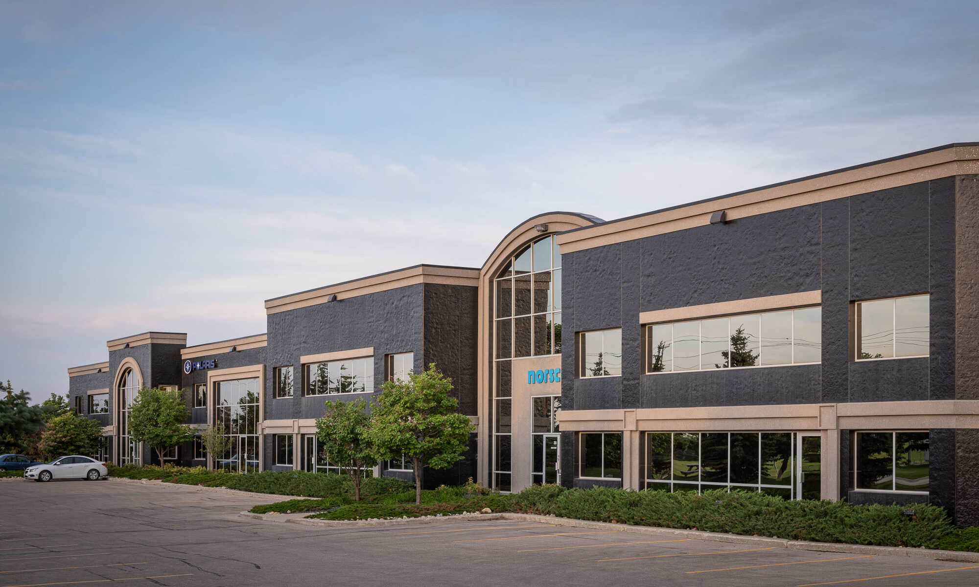The Waters Business Park | Commercial Real Estate For Lease | Terracon Development