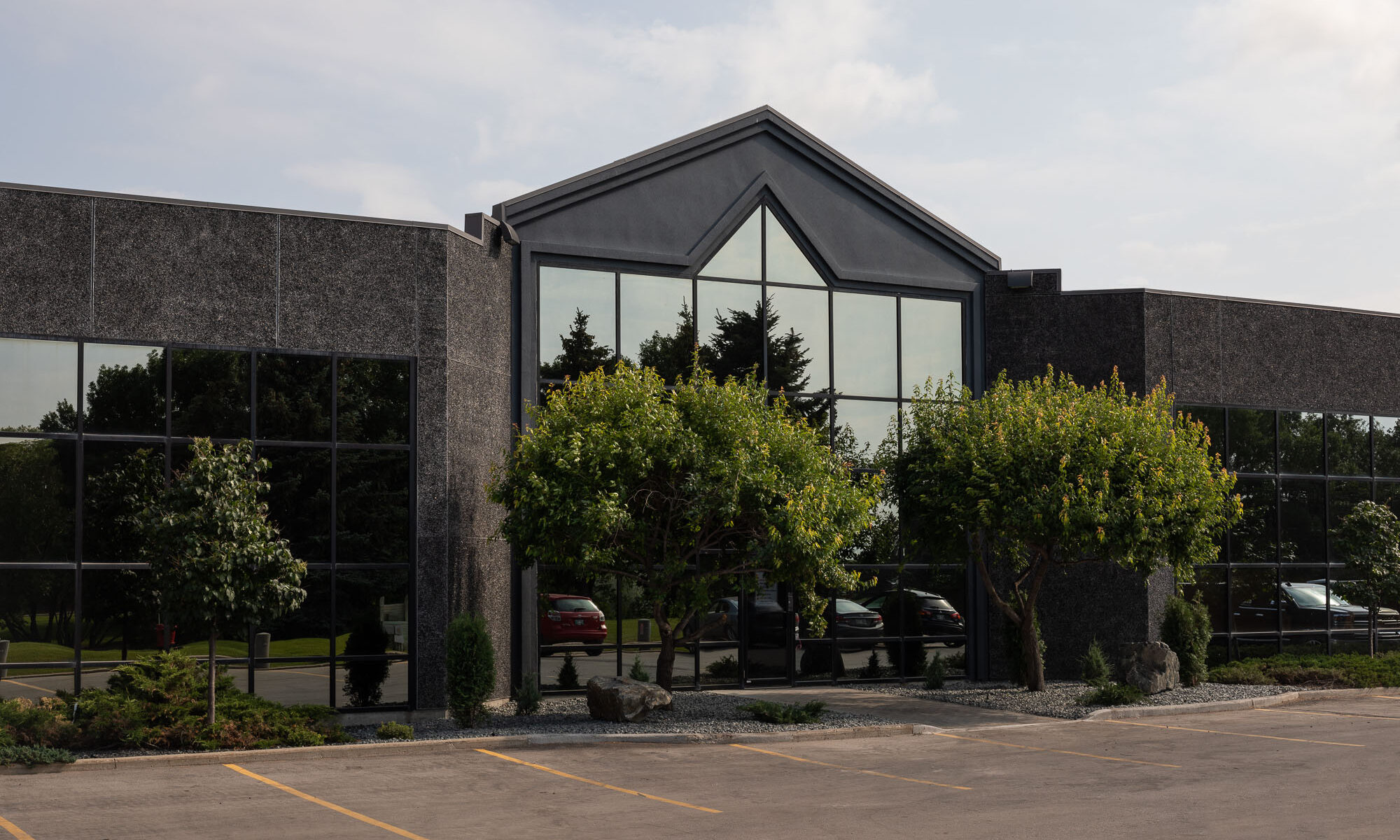 Building B | Terracon Business Park | Commercial Real Estate For Lease | Terracon Development