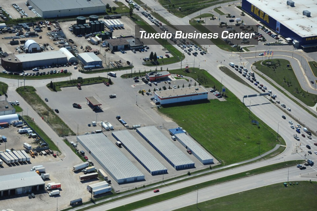 Tuxedo Business Centre | 2.3 acres For Lease | Commercial Real Estate For Lease | Terracon Development