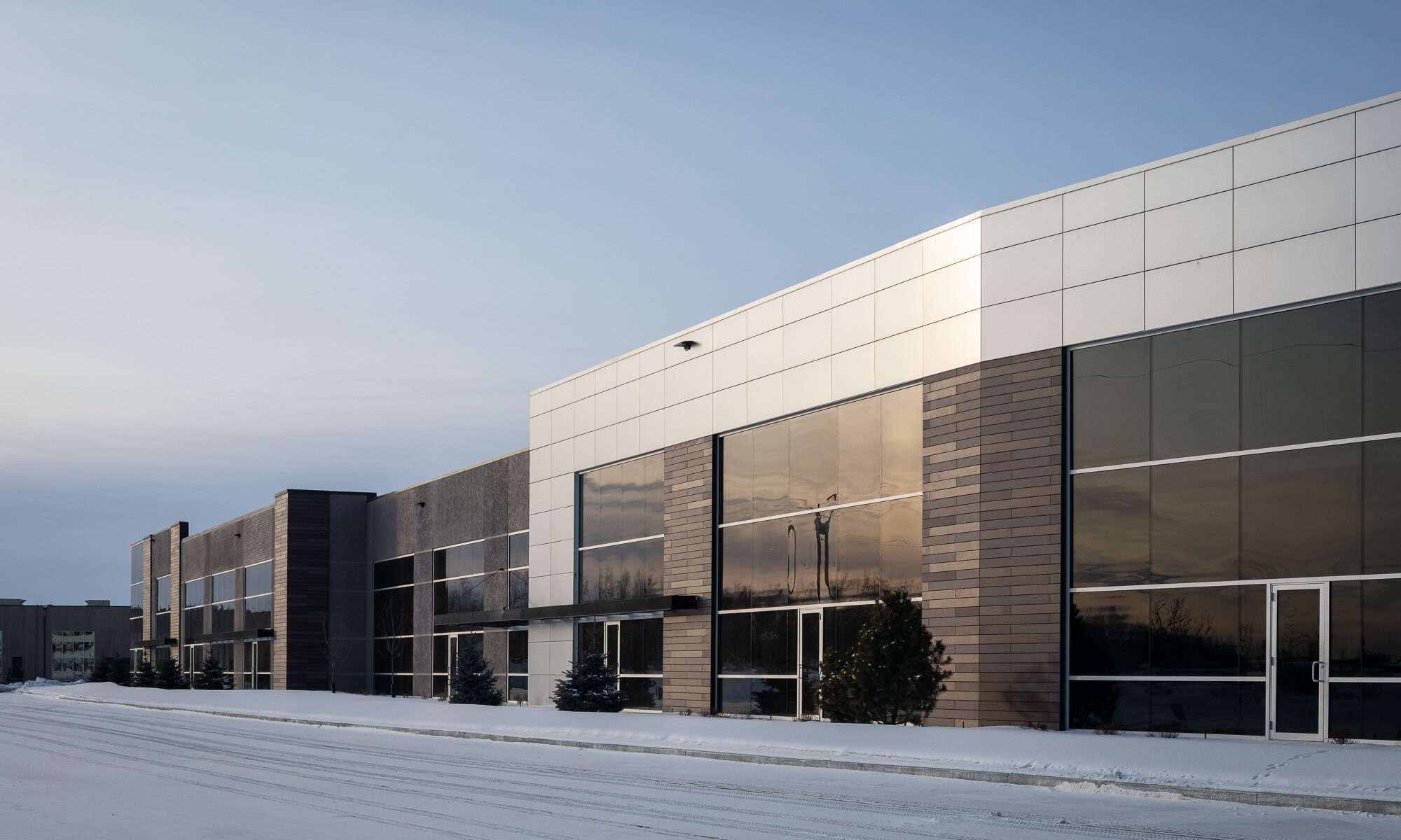 Building 15 | Tuxedo Business Park | 60,000 SQ.FT. For Lease | Commercial Real Estate For Lease | Terracon Development